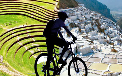 Biking Maras Moray Machupicchu 2 Days / 1 Night