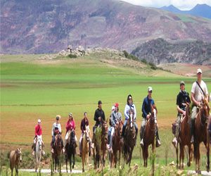Horseback Riding Maras Moray 1 Day