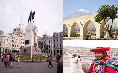 Lima-Nazca-Colca Canyon-Titicaca-Machupicchu 12 Days / 11 Nights