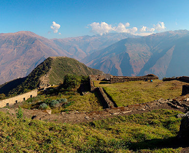 Choquequirao Trekking 4 Days / 3 Nights