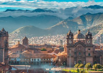 Full day city tour Cusco.
