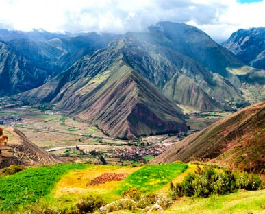 Sacred Valley Cusco – Full Day