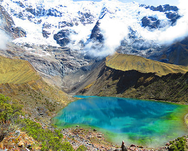 Salkantay Trekking to Machu Picchu 5 Days / 4 Nights