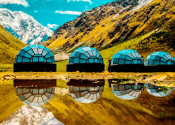 Salkantay Trekking Cultural 7 Days / 6 Nights
