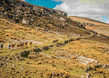 Inca Trail to Machu Picchu 5 Days / 4 Nights