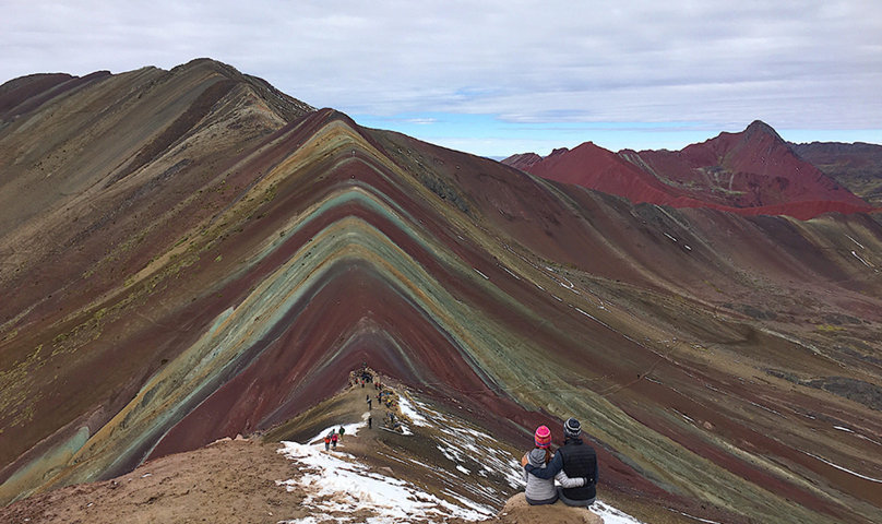 vinicunca - rainbow mountain cusco
