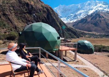 Salkantay Trek 4D/3N Sky Lodge Dome To Dome (Unique )